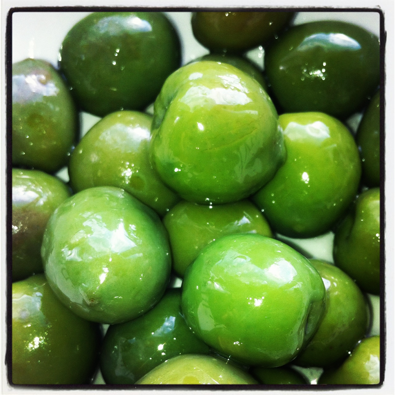 Green Olives!!